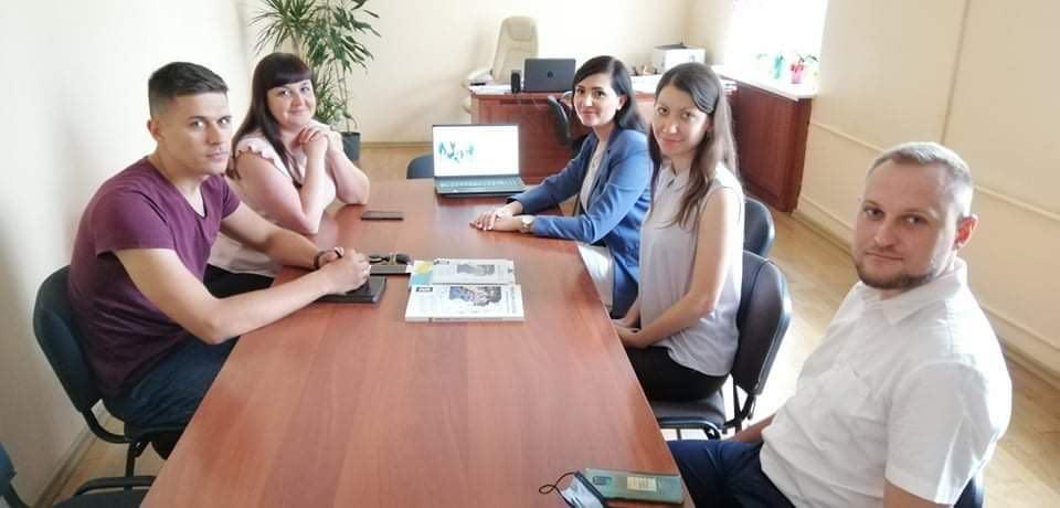 Започаткування співпраці з Житомирською міською радою!