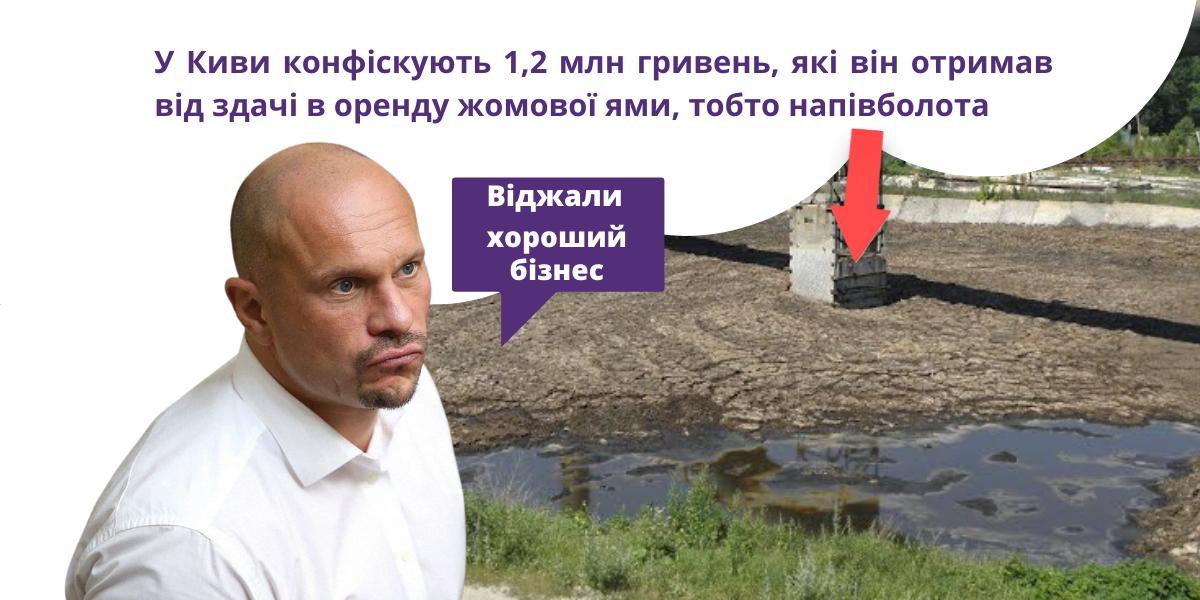 В Україні вперше конфіскували необґрунтовані активи!
